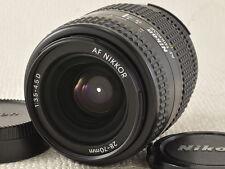 Nikon AF NIKKOR 28-70mm F3.5-4.5 D [EXCELLENT] Free shipping (9756)