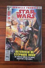 STAR WARS  LA SAGA EN BD  N° 39  avec poster     --- DELCOURT