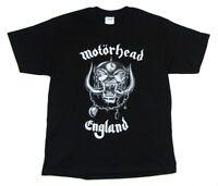 Motorhead War Pig Skull England Black T Shirt New Official Band Merch Lemmy