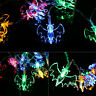 Halloween Decor 10 LED Bat Fairy Light String Garlands Lights for Outdoor Indoor