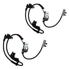 Pair of ABS Wheel Speed Sensor - Front Left + Front Right - Chrysler Dodge - New