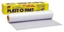 "Warp Brothers Rug Runner Plast Mat Roll Plastic 30"" 50 Foot Floor Protector NEW"