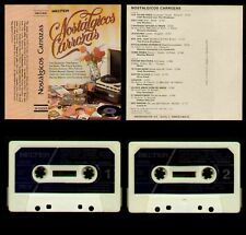 NOSTALGICOS CARROZAS - SPAIN CASSETTE BELTER 1981 -MINA