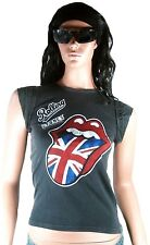 Amplified ROLLING STONES Union Jack STAR Tee-shirt G. XS/S