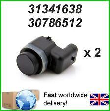 2 X Parking Sensor PDC  VOLVO S60 S80 V70 XC70 - 31341638  30786512