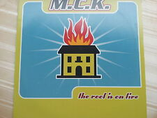 M.c.k - the roof is on Fire