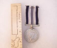 Great Britain WW II India Service Medal