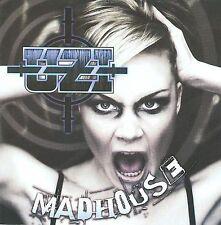 UZI - Madhouse - GLAM METAL/HARD ROCK - CD-Issue/SEALED