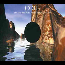 Coil CD The Golden Hare with a Voice of Silver rare OOP