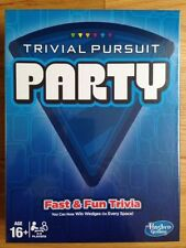 Trivial Pursuit Modern Manufacture Board Games