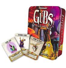gubs : Juego de Cartas Por Gamewright Edades 10+ 2-6 Jugadores