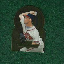 GREG MADDUX - MLB HOF - 1997 FLEER ULTRA - TOP 30 GOLD MEDALLION - INSERT CARD 7