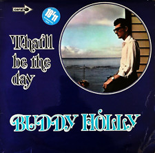 BUDDY HOLLY - That'll Be The Day (LP) (VG/G++)