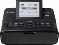 Canon SELPHY CP1300 Wireless Photo Printer - Black