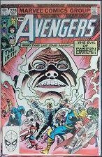 Avengers Vol. 1, #229; Grading: VF+/NM-