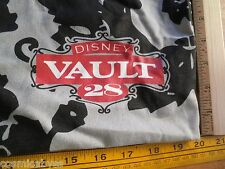Disneyland The Disney Vault 28 cotton tote bag handbag Vintage HTF