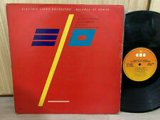 """Electric Light Orchestra 33 rpm Philippines 12"""" LP EP ELO balance of power"""