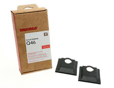 Yakima Q46 Q Tower Clips w/ A Pads #00646 2 Clips Q 46 NEW in box