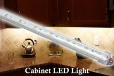 Warm white LED Light under cabinet ktichen counter bar with 12v power supply