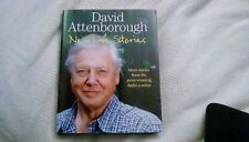 David Attenborough SIGNED New Life Stories Hardback 1st edition