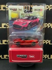2021 Tarmac Works Global64 Aston Martin Dbs Superleggera Red Metallic 1:64