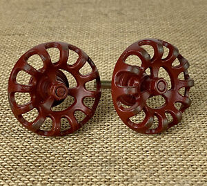 Industrial Steampunk Valve Handle Rustic Country Drawer Pulls Cabinet Knobs DIY