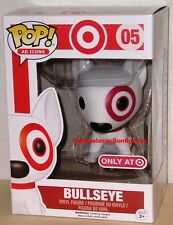 FUNKO 2016 POP AD ICONS BULLSEYE #05 Spokes-Pup TARGET EXCLUSIVE Figure IN STOCK