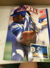 Beckett Baseball Magazine Monthly Price Guide Roberto Alomar April 1993