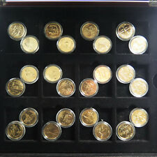 Sammlung Quarter Dollar, USA, Bundesstaaten