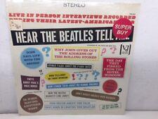 The Beatles lp,  HEAR THE BEATLES TELL ALL, PRO-202, Vee Jay, 1979 SEALED Lennon