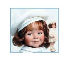 Ceramic Bisque Slip Mold Head Kayla II Doll Dianna Effner Playtime Expressions