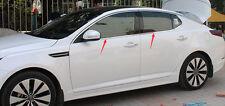 Stainless Bottom Window Sill Trim 4pcs For Kia Optima K5 2011 2012 2013 2014