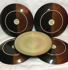 "Pfaltzgraff Everyday ""JAVA"" 11"" Dinner Plate, Qty 1 Light and Dark Brown"