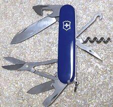 Victorinox Climber blau Schweizer Offiziers-Messer NEU
