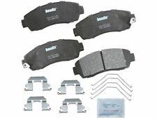 For 2007-2012, 2019 Acura RDX Brake Pad Set Front Bendix 86615JM 2008 2009 2010