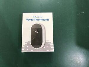 BRANDNEW Wyze Thermostat  - SEALED