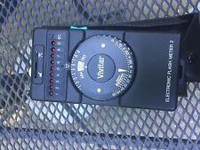 Vivitar Electronic Flash Meter 2