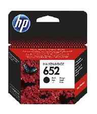 Genuine HP Ink Cartridge 652 BLACK F6V25AE DeskJet 3835 3635 2135 1115 Printer