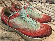 Brooks Levitate 2 Women's Running Shoes, Coral/Mint/Black, Size 8M USA