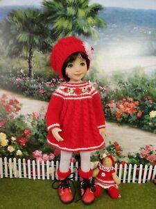 "Handmade Outfit for Dianna Effner 13"" Little Darling Dolls"