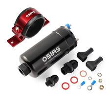 New EFI 380LH 1000HP Fuel Pump + Red Bracket E85 Compliant Bosch 044 style