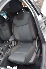 2012 CITROEN C4 MK2 PASSENGER SIDE FRONT SEAT MANUALLY ADJUSTED FABRIC W/AIRBAG