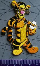 "Winnie the Pooh ""Tigger"" Disney Cartoon Kid Embroidered Patch Sew Iron On"
