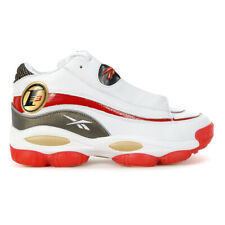 Reebok Classic The Answer DMX MU White/Excellent Red/Brass Shoes CN7862 NEW!