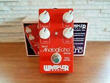 Wampler Faux Analog Echo Guitar Delay Pedal BOXED (AnalogEcho)