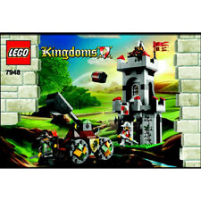Lego 7948 - Kingdoms Outlook Attack Retired item ( BRAND NEW)