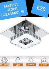 K9 Crystal Ceiling LED LIGHTS