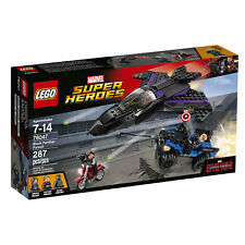 Lego Black Panther Pursuit (76047)
