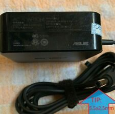Genuine Asus AD887520 010LF Power Supply 19V 3.42A 65W TIP5.5x2.5 Good working