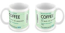 Prescription Coffee Mug - Funny Gift Idea Secret santa office hospital #140